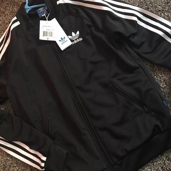 f8961d0e4be adidas Jackets & Coats | Womens Superstar Jacket | Poshmark